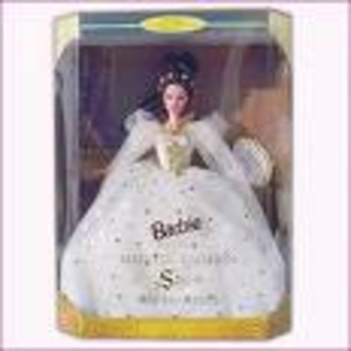 Empress Sissy Doll photo courtesy of raindowfactorydolls.com Celebrity Barbie Doll