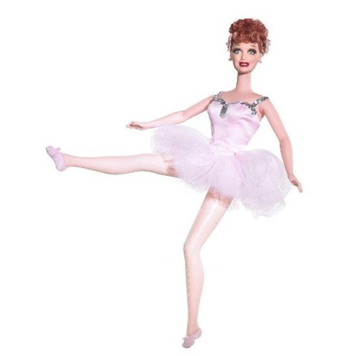 I Love Lucy Ballet Barbie