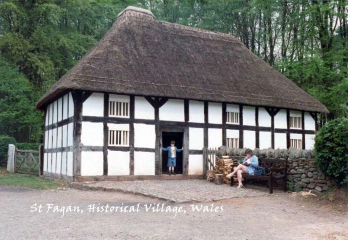 St Fagan Historical Village