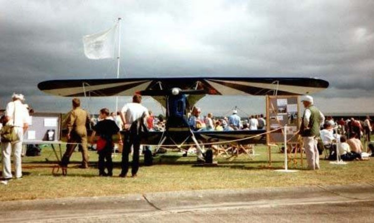 Air Show at Yeovilton