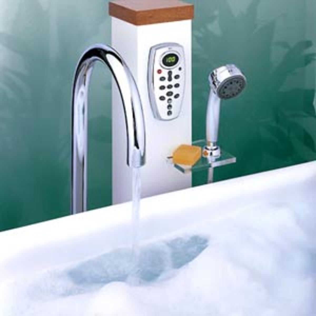 Automatic Bath Control