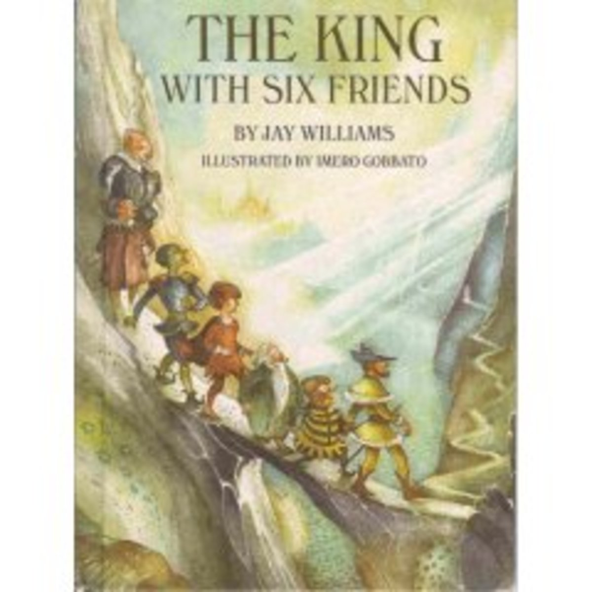 The King With Six Friends by Jay Williams Children's Book Review