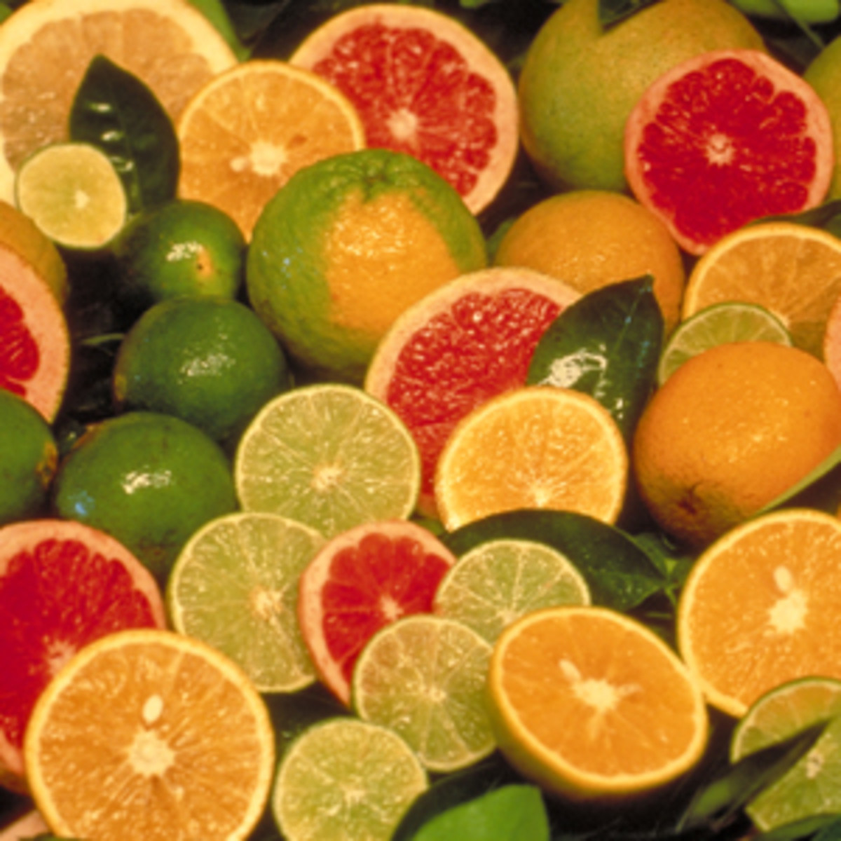 Avoid citrus fruits