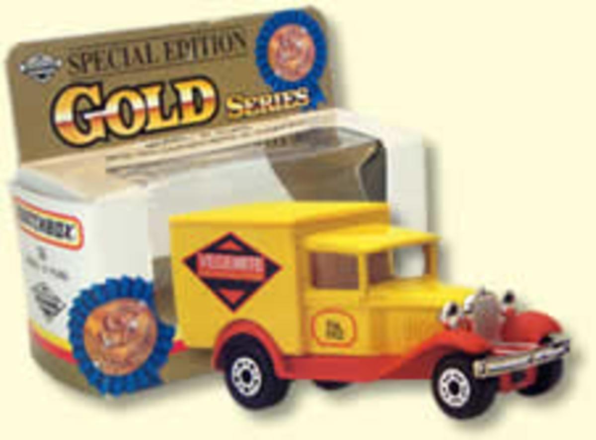 "Vegemite -Ford ""A"" Model memorabilia released 1993"
