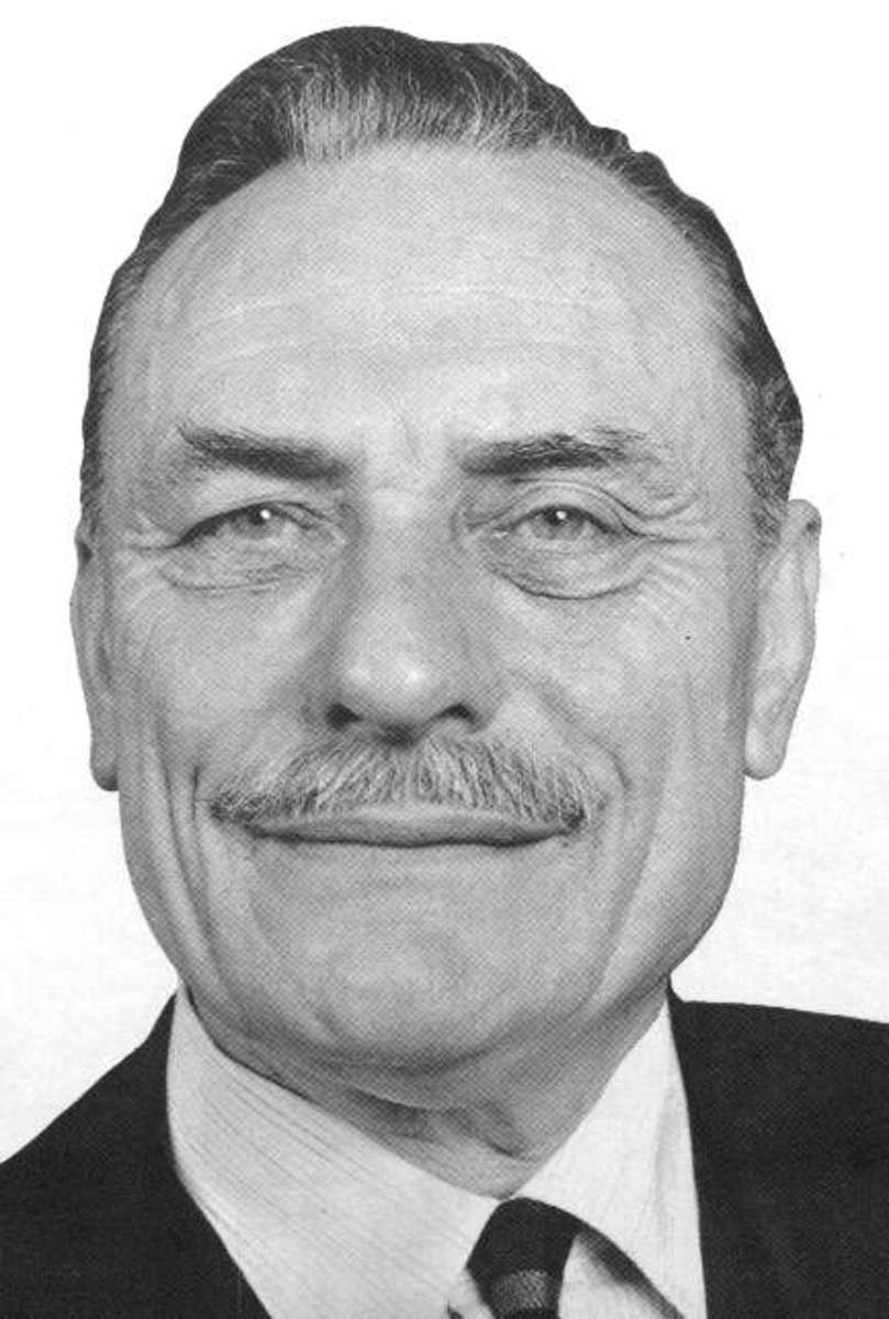 Enoch Powell - rights must be defended