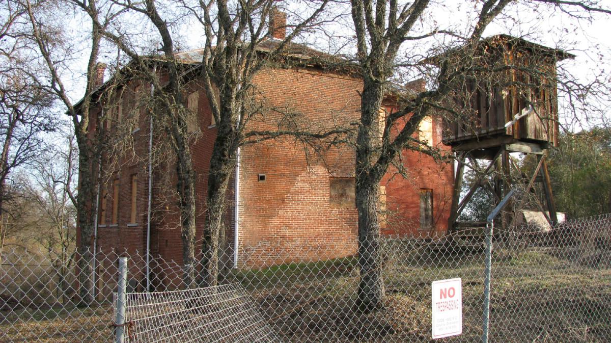The Bayley House now-- 1/4/2009