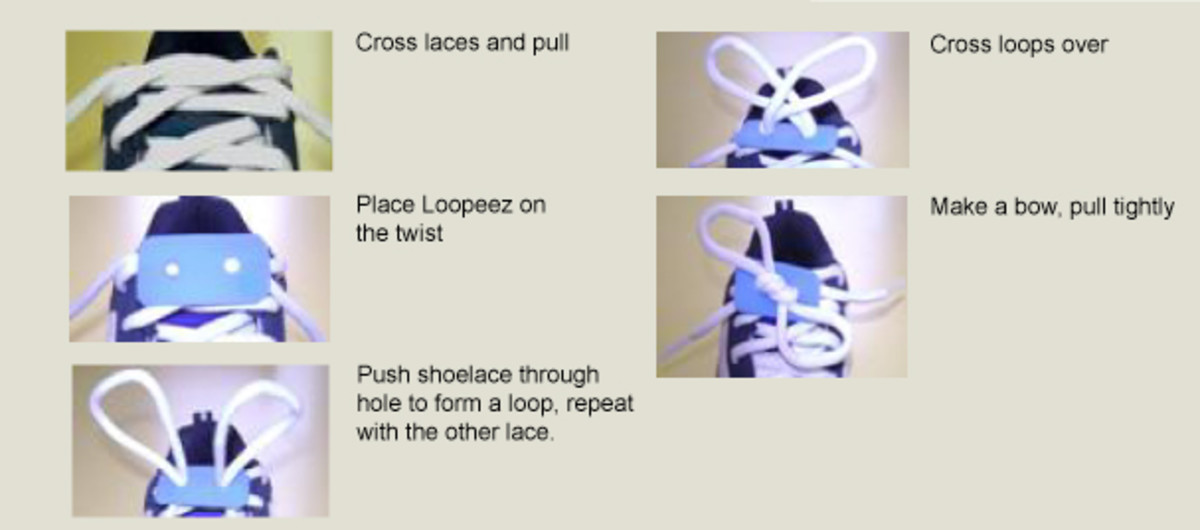 Simple easy way to teach kids to tie their shoes! It's brilliant!
