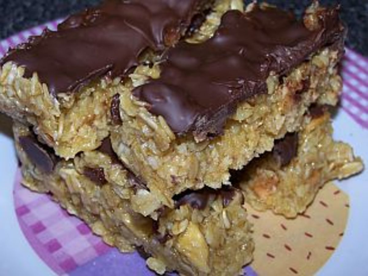 Easily Make Microwave Flapjacks in 10 Minutes