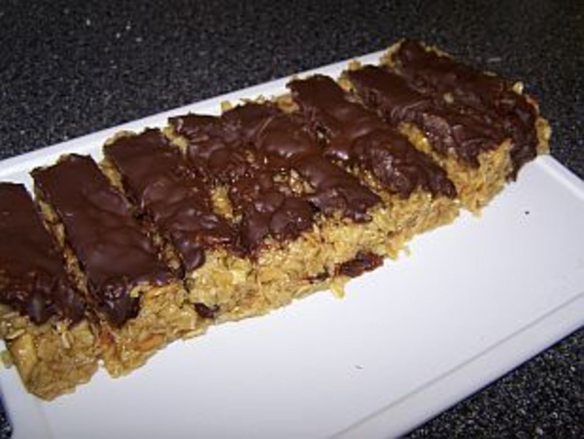 Easily Make These Flapjacks in 10 Minutes