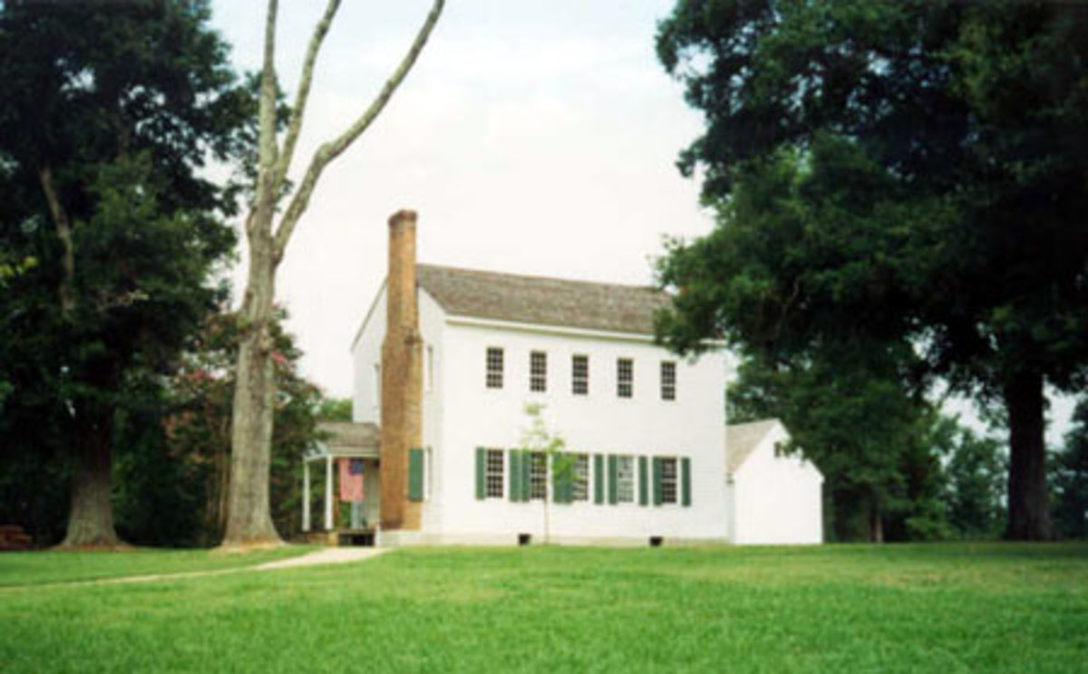The Haunted Latta Plantation In Charlotte NC