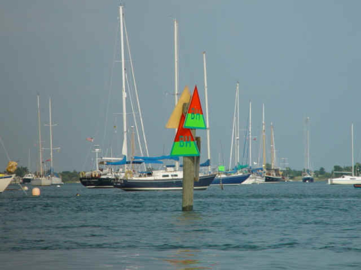 The Beaufort Harbor