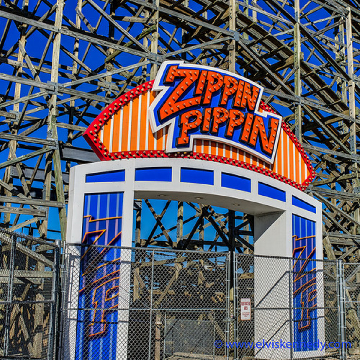 Green Bay and the Zippin Pippin are only 2 1/2 hours away.