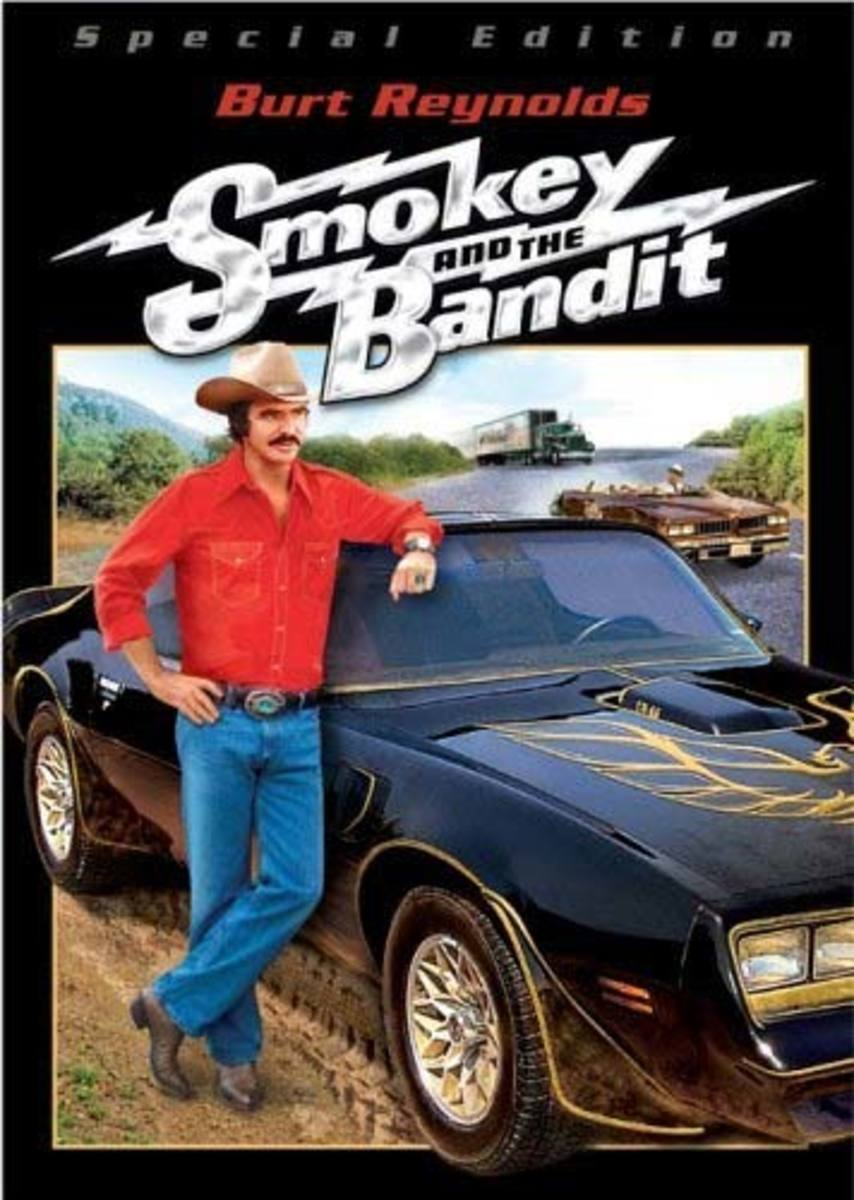 Smokey and the Bandit DVD Cover (Special Edition)