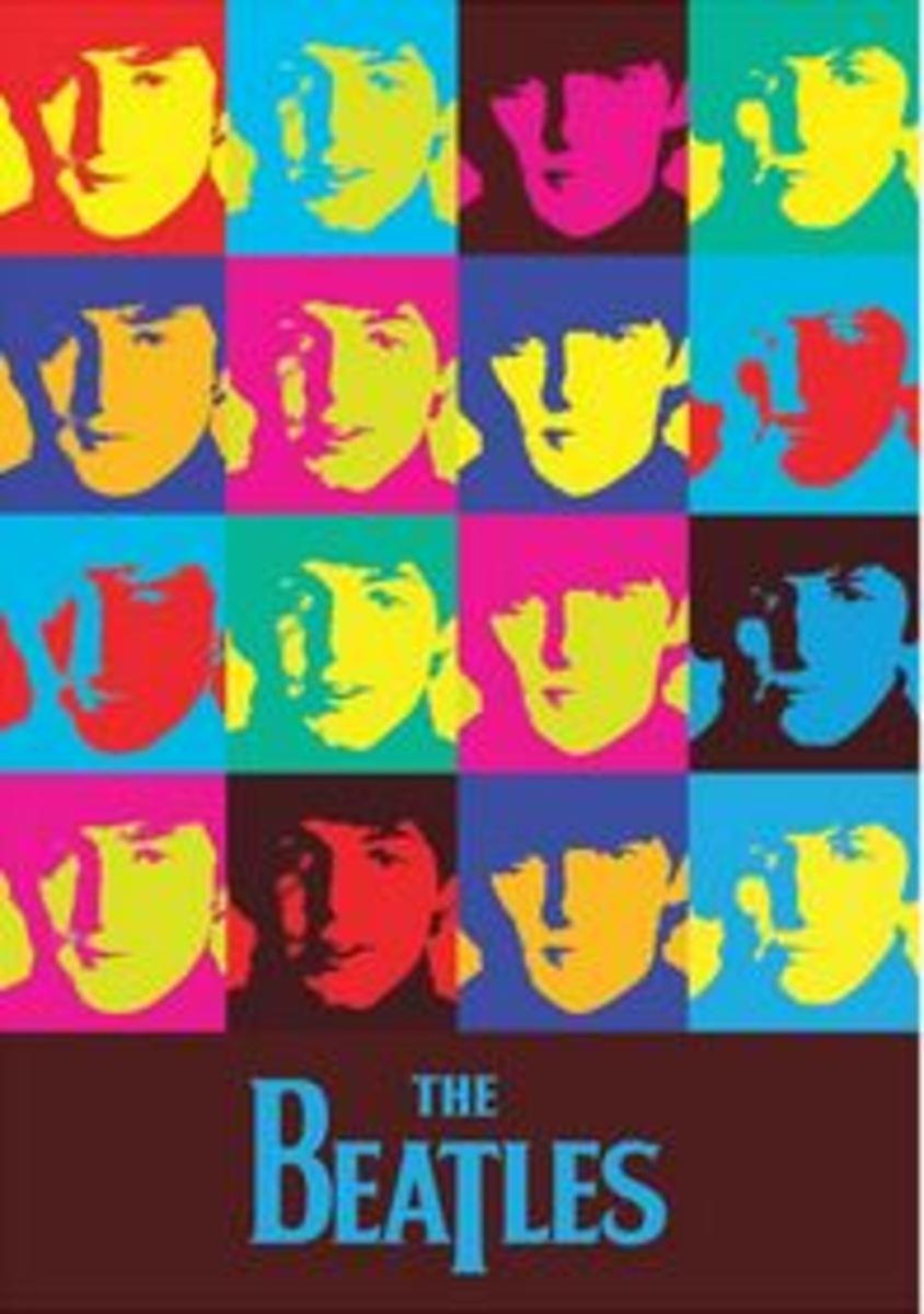 Beatles - Warhol