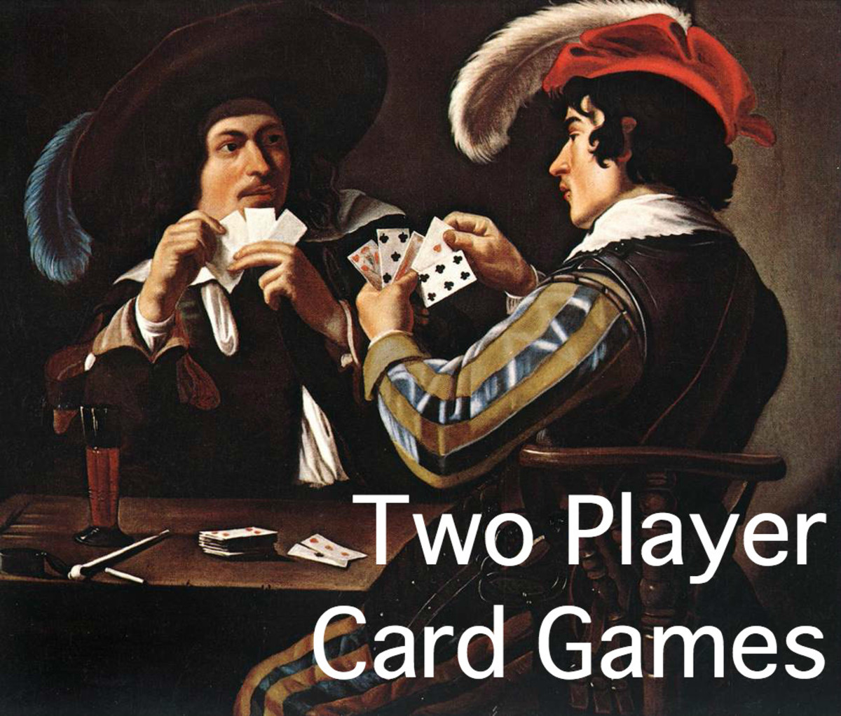 Best Two-Player Card Games