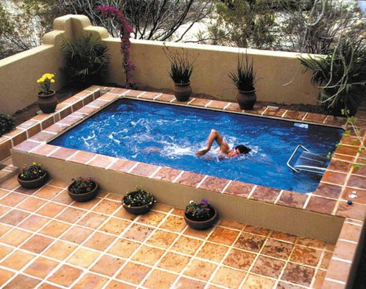 An Endless Pools instalation in Arizona http://www.flickr.com/photos/endlesspools/2110405913/