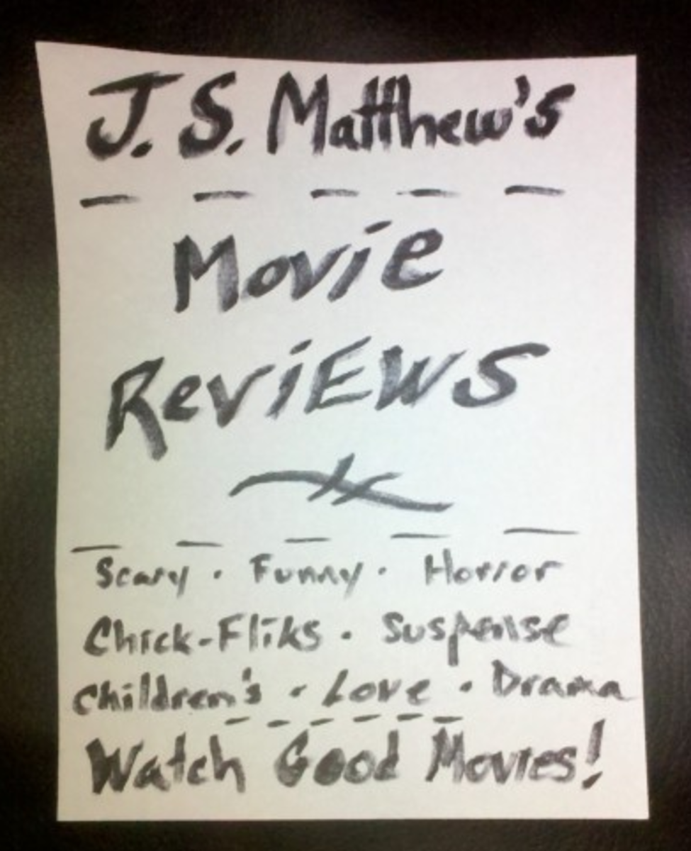 Check Out Movie Reviews by J.S.Matthew!