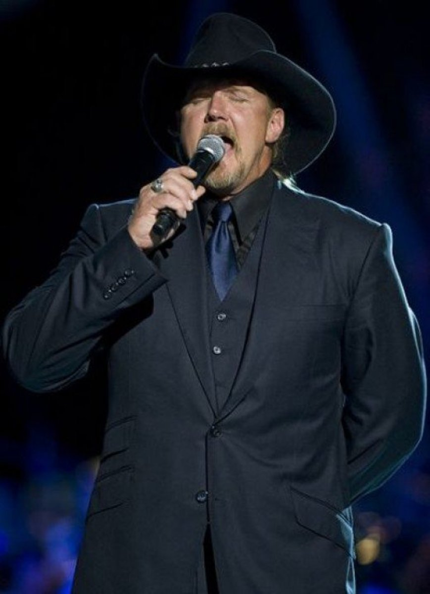 Trace performs at the National Memorial Day Concert in Washington, D.C. **sighhhh**