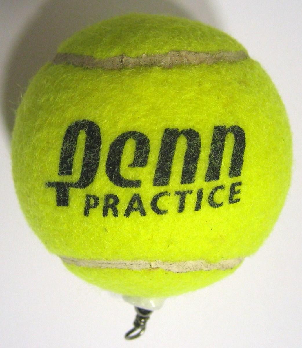 Tennis Ball Fishing Float Hubpages
