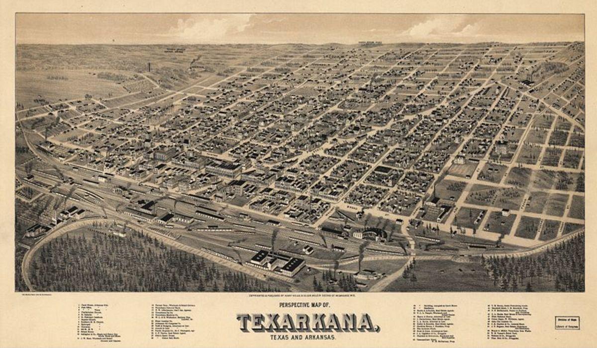 Old Texarkana
