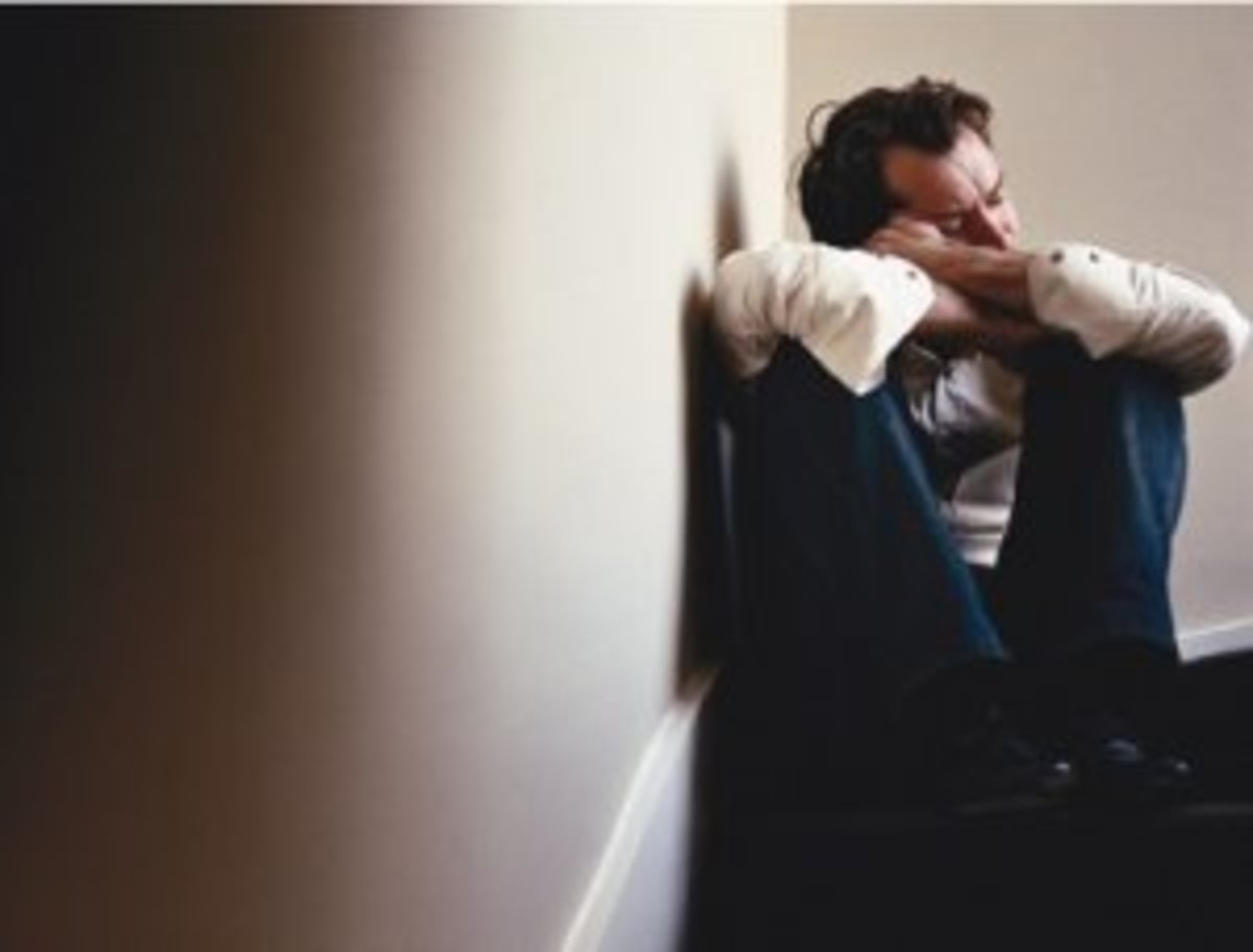10 things a woman can do to make a man cry.