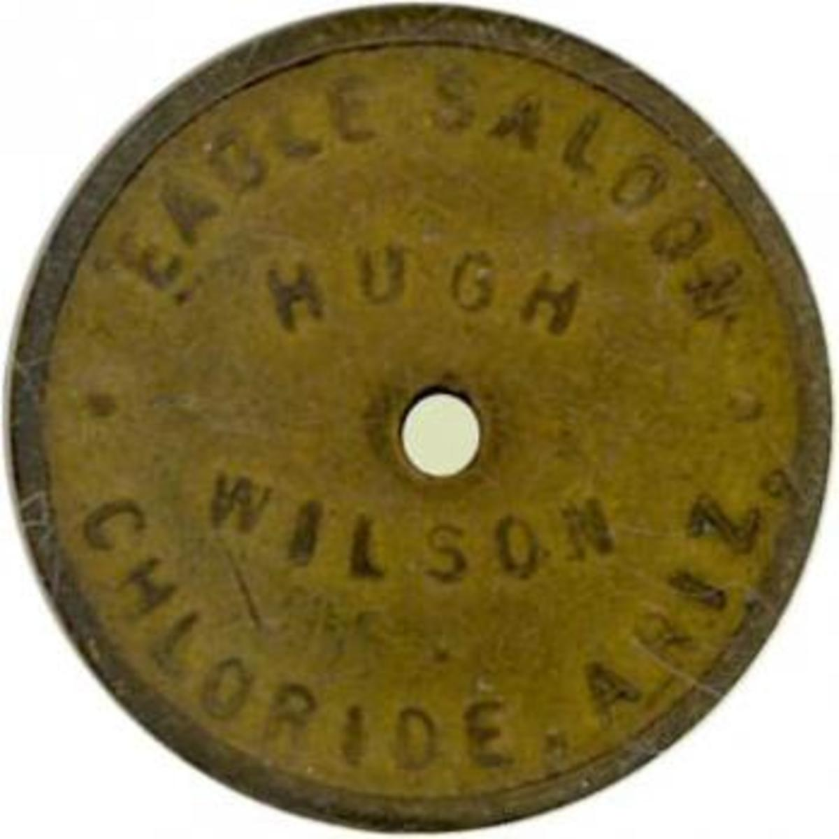 An Introduction to Collecting Antique Saloon Tokens