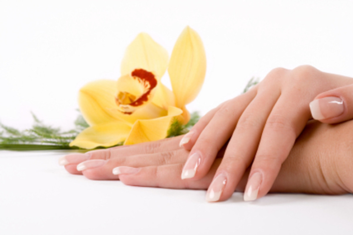 Essential Oils and Nail Care