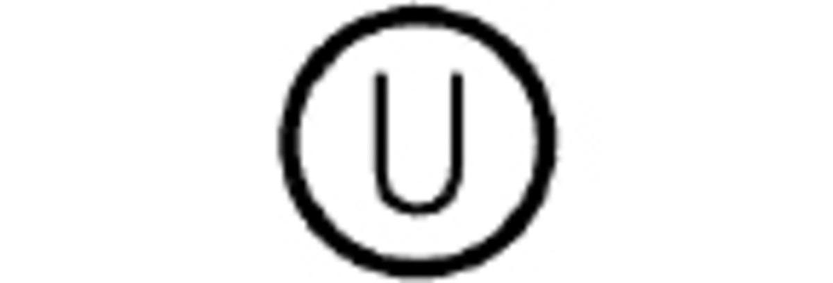 This common symbol found on food packaging indicates kosher certification.
