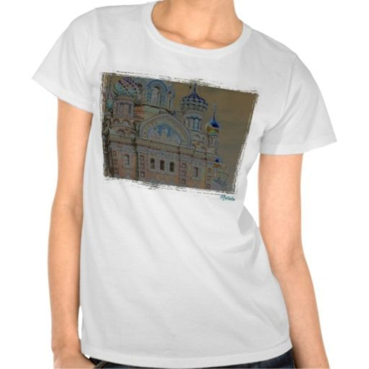 St. Petersburg Russia T-Shirt