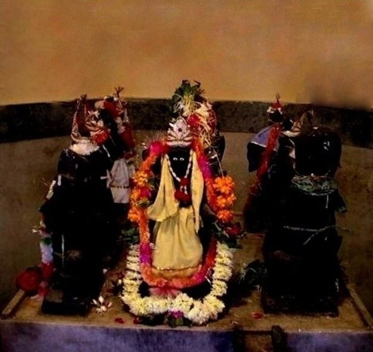 The Navagrahas or nine Planetary Gods in Hindu Religion and their Significance