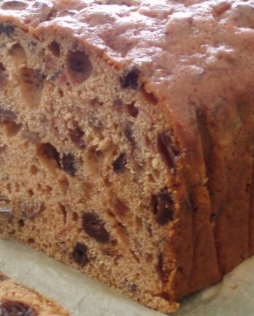 Bara Brith, Welsh Recipe for a teacake loaf