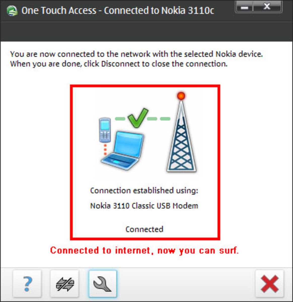 pc mobile internet connection software free