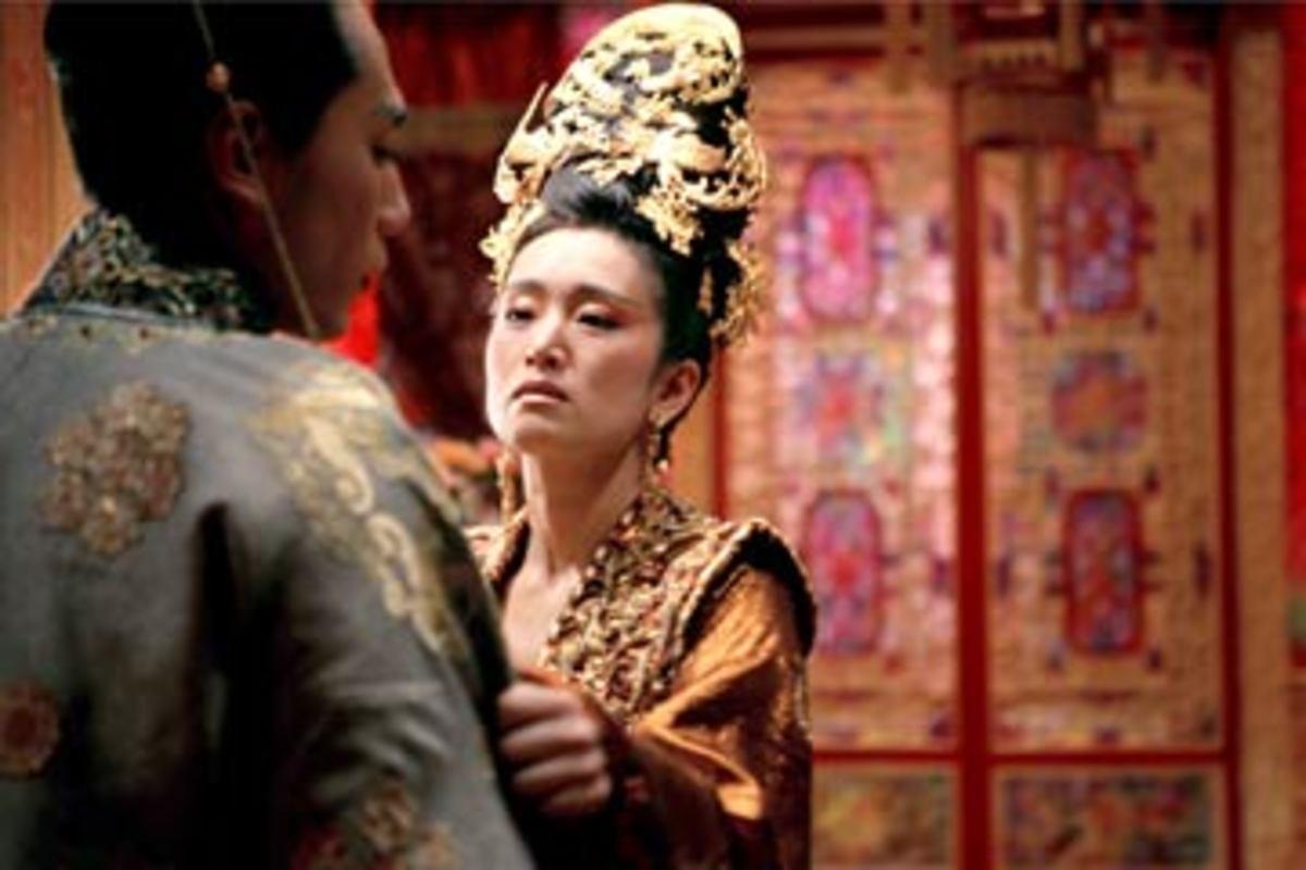 GONG LI, Memoirs of A Geisha