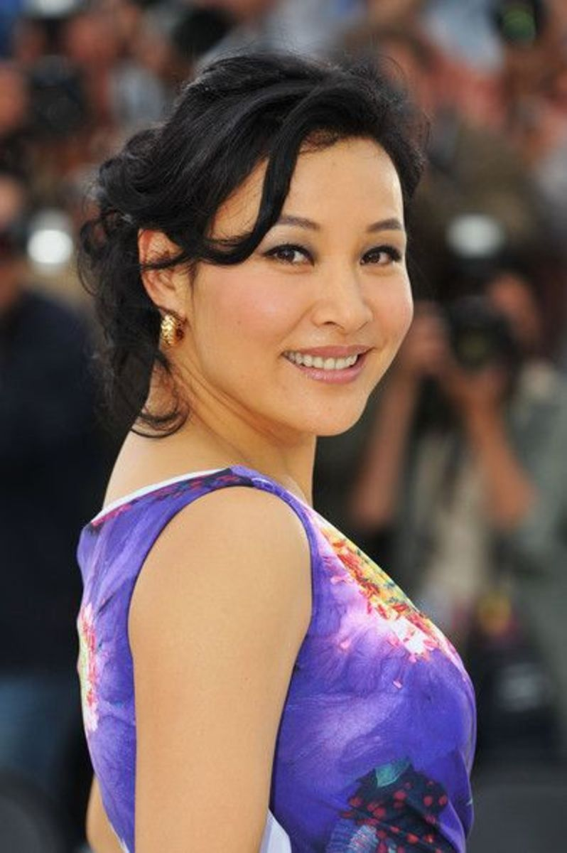 Joan Chen Tai Pan