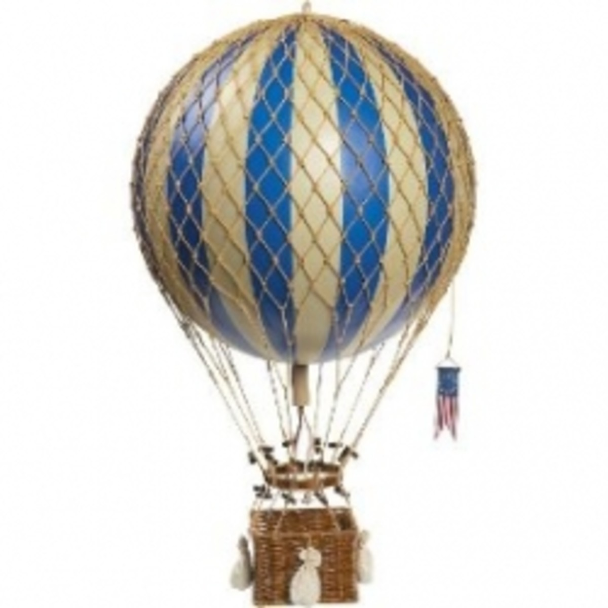 Royal Aero Model Balloon, Blue, Large