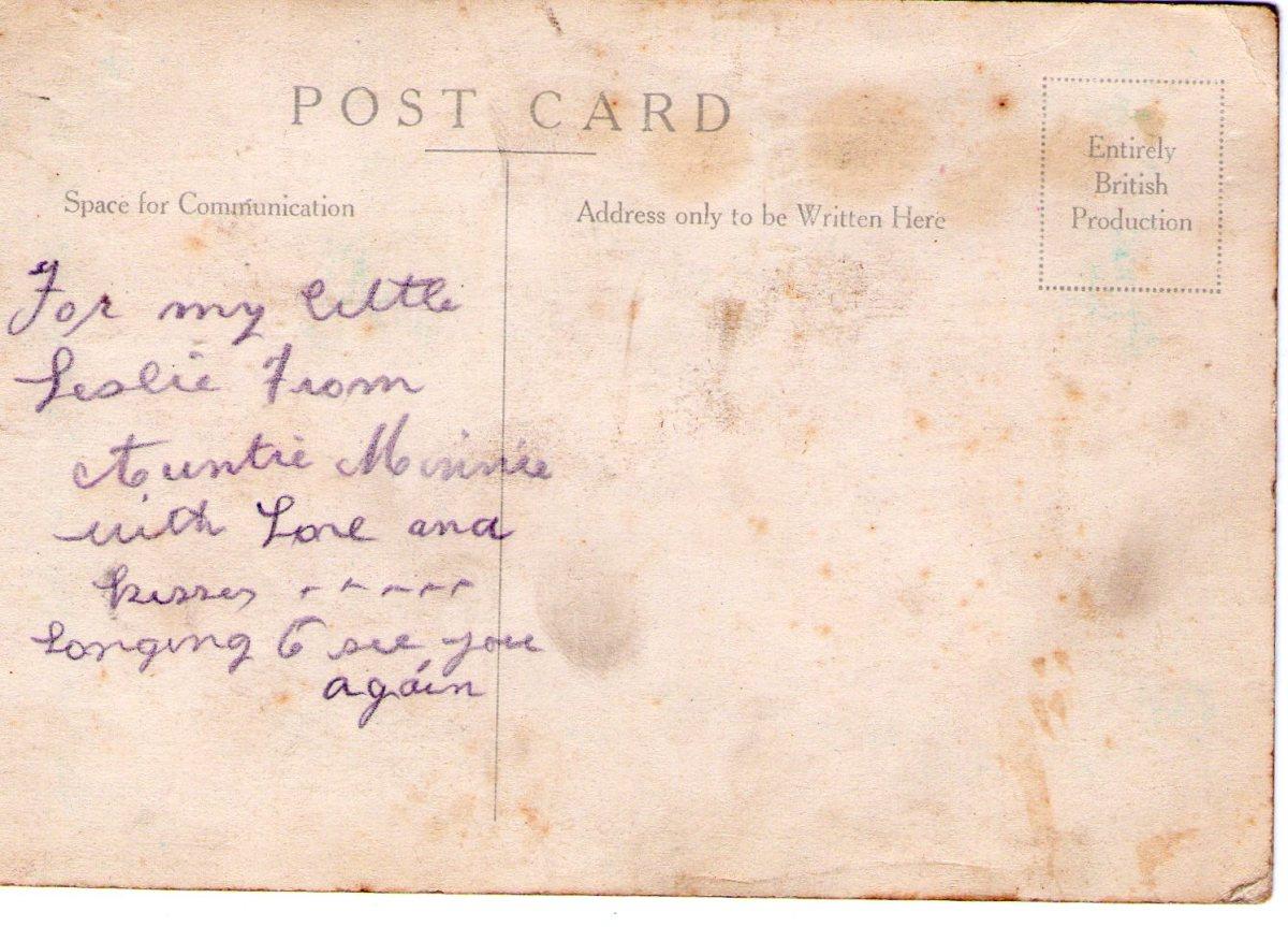Postcard 25 Reverse