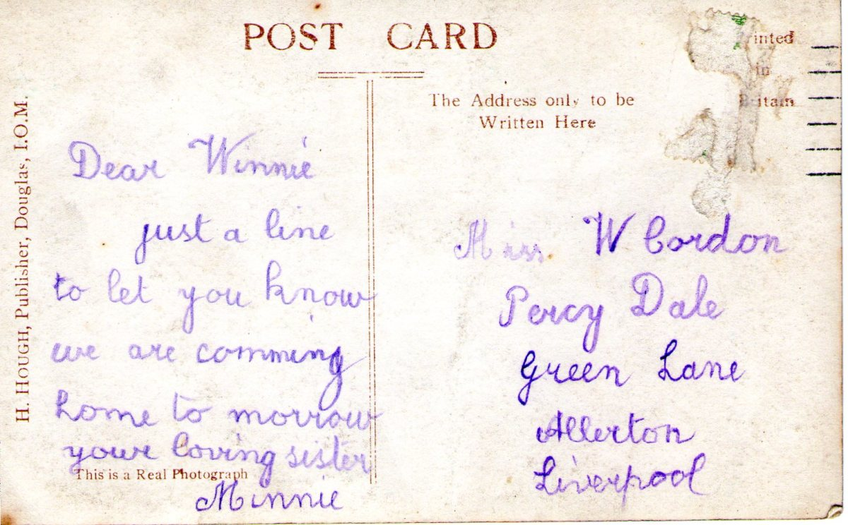 Postcard 17 Reverse