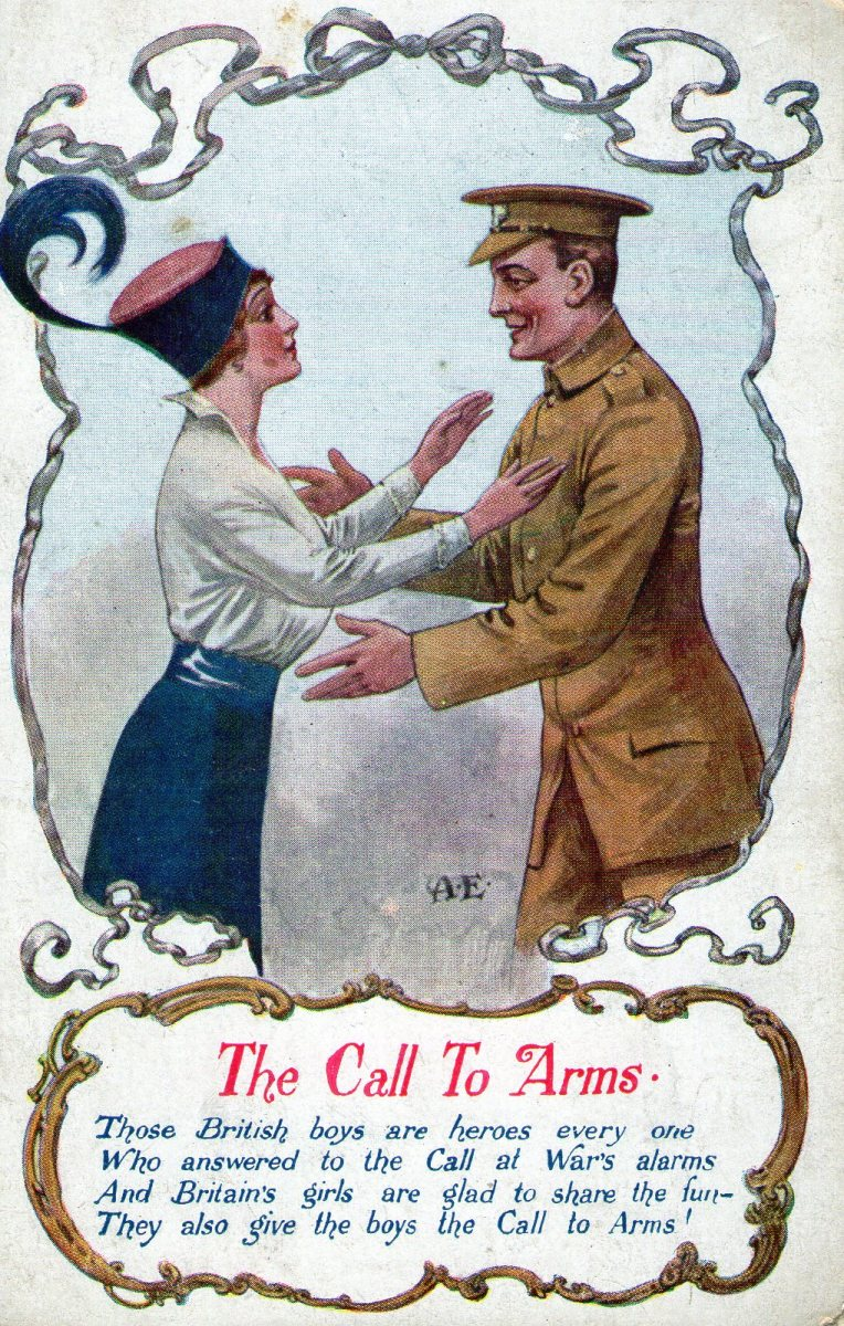 Postcard 1915 4 Cover