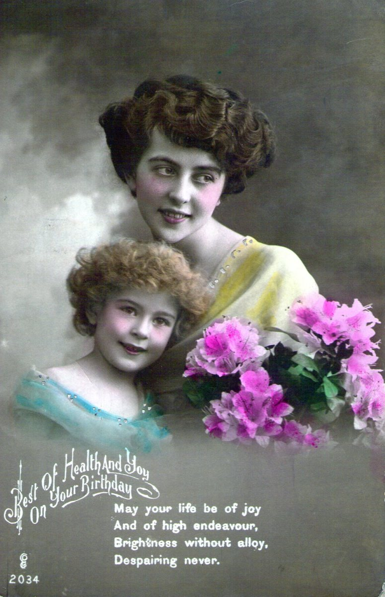 Postcard 1911 10 Cover