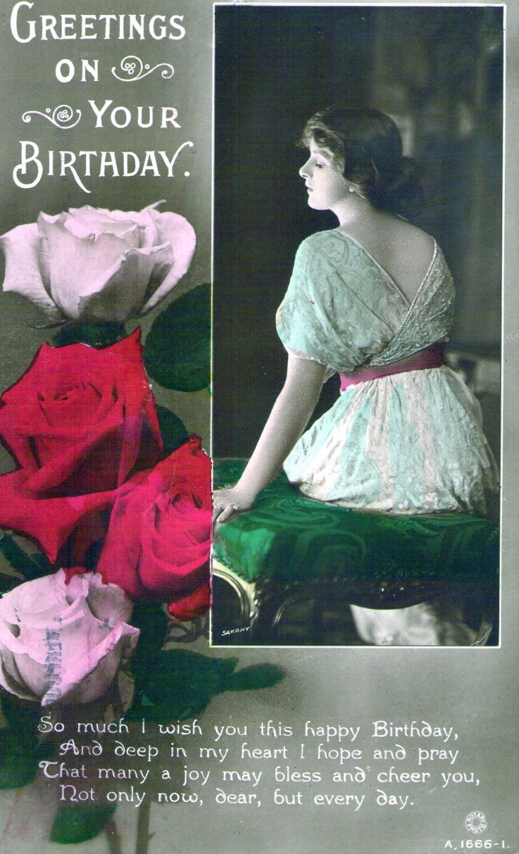 Postcard 1915 1 Cover