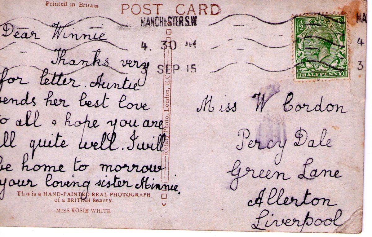Postcard 1 Reverse