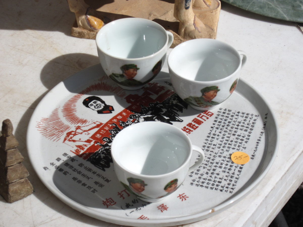 A Revolutionary Tea Set