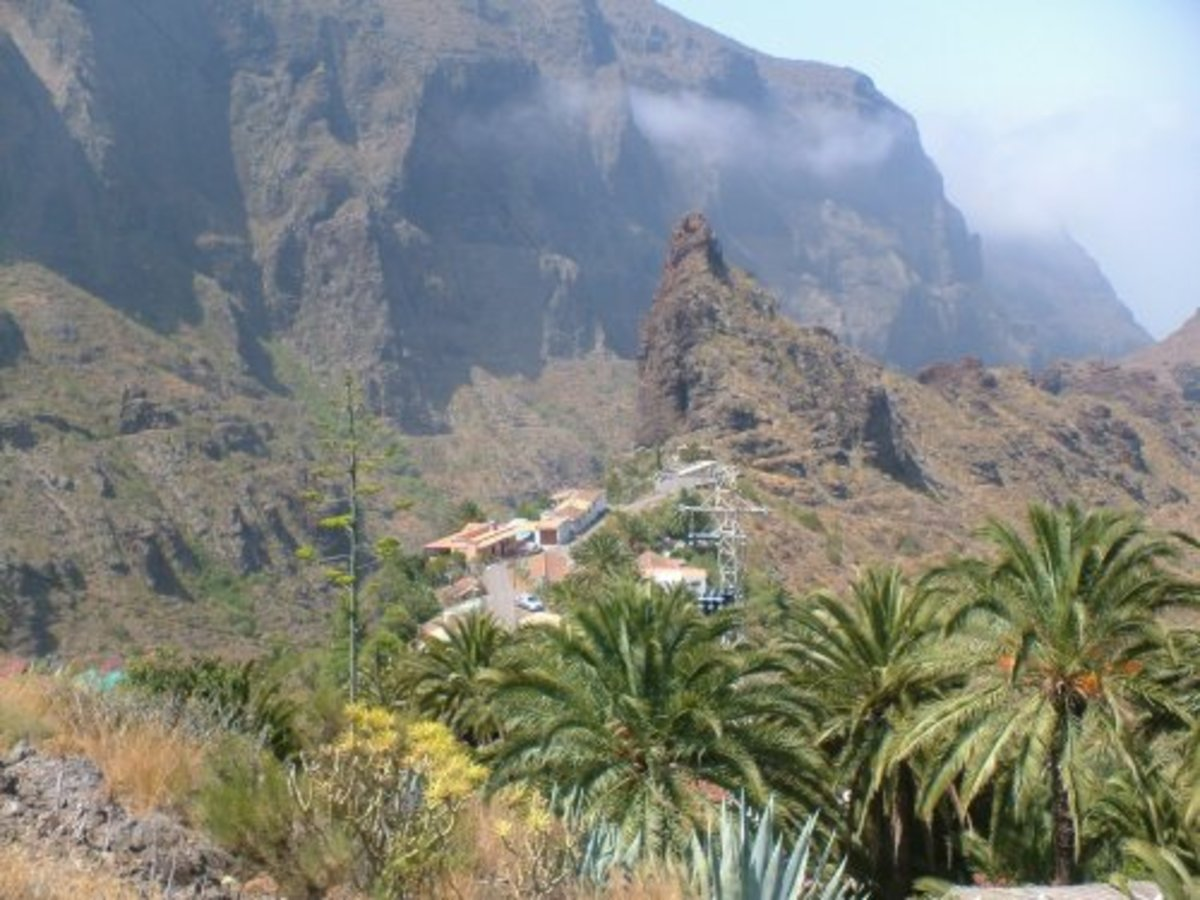Masca is Tenerife's own Canary Islands Shangri-La