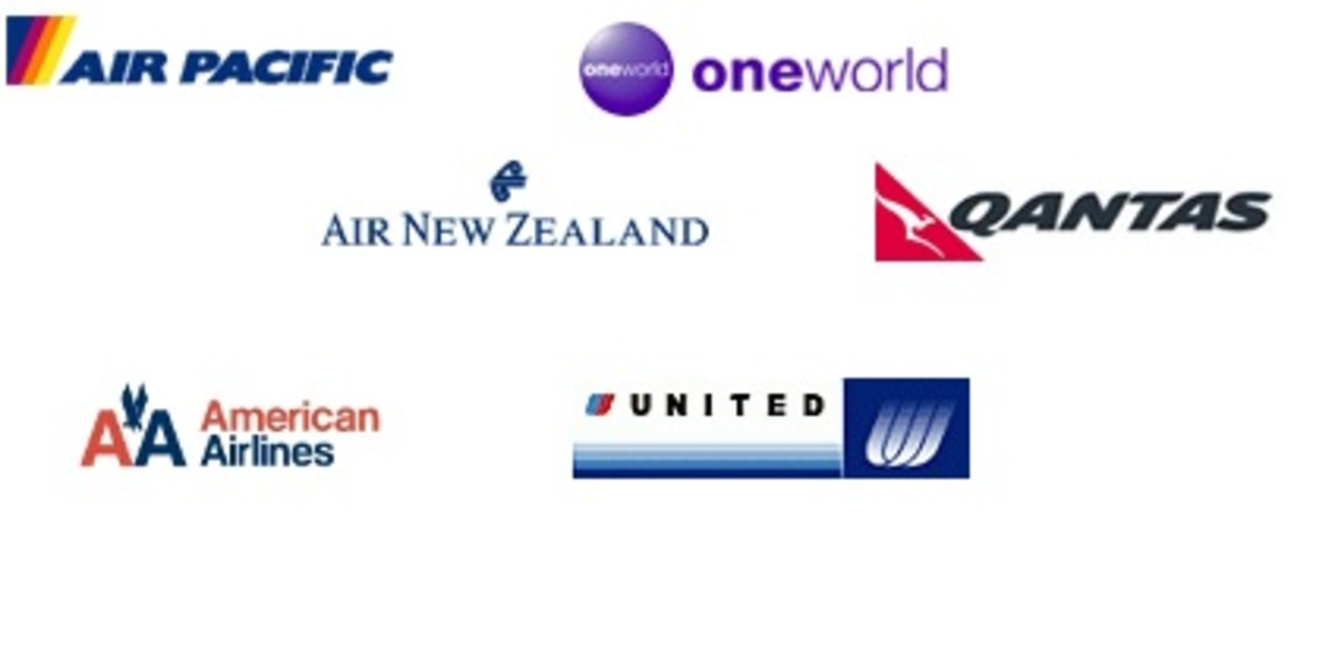Airlines with Direct and Indirect Flights from USA to Australia