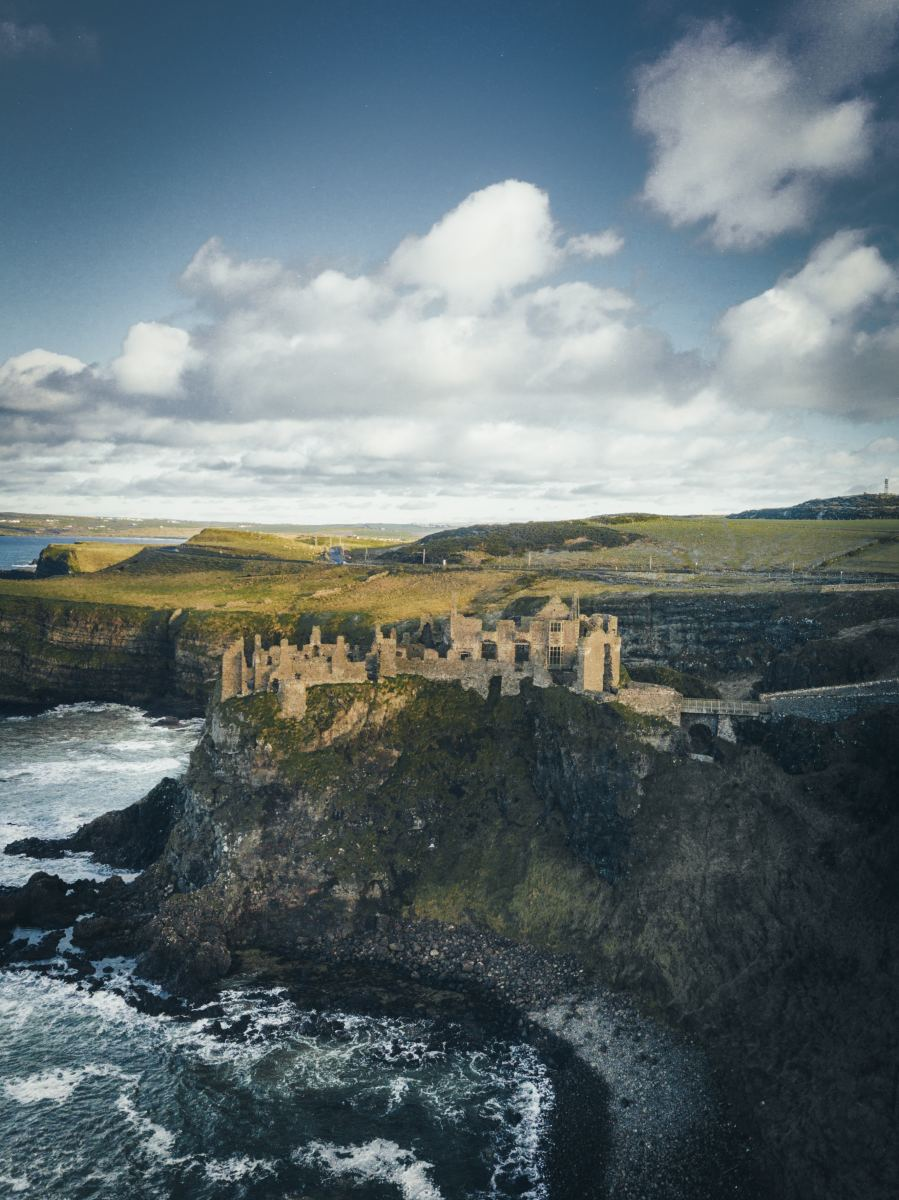 Did the Romans look out to Ireland and dream of conquests beyond the Western ocean?