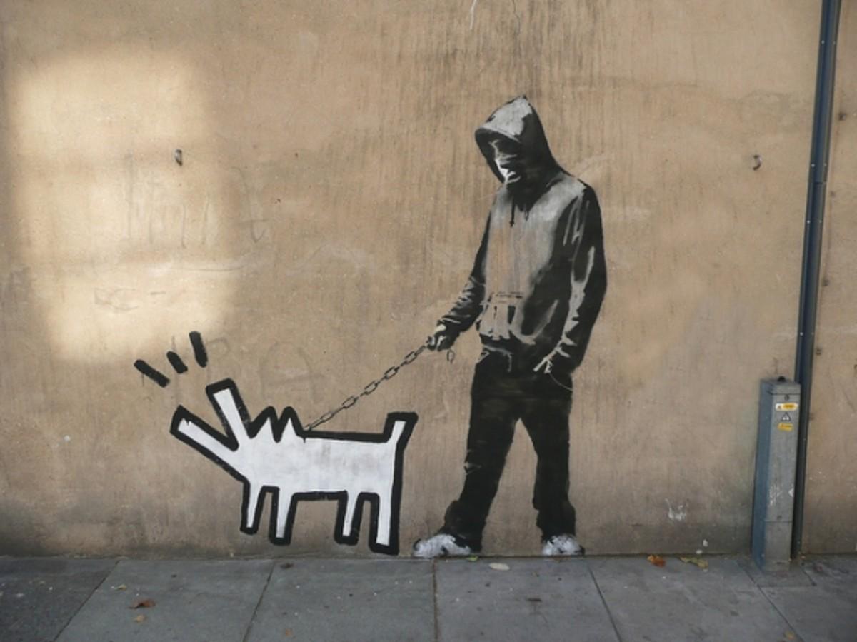 banksy-street-pavement-graffiti-art