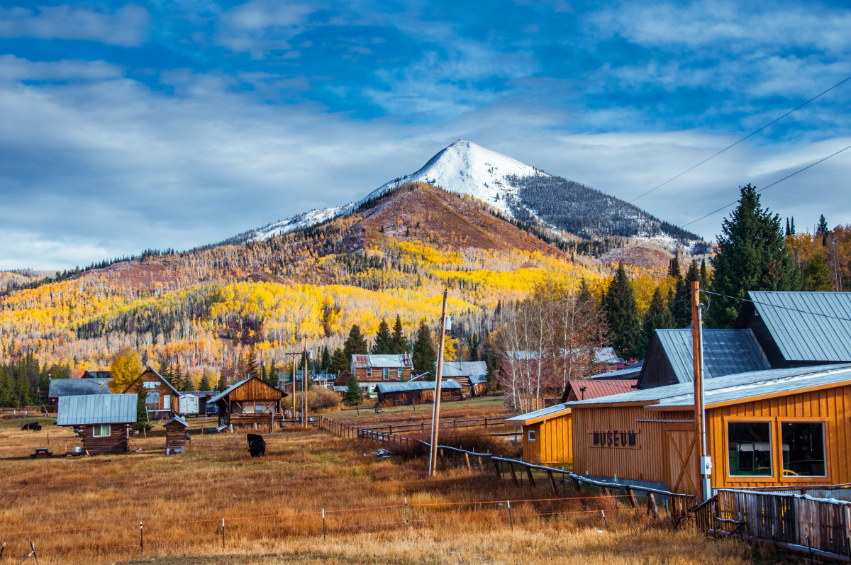 Hahns Peak Village, the epitome of a rocky mountain town: history, recreation, and open spaces