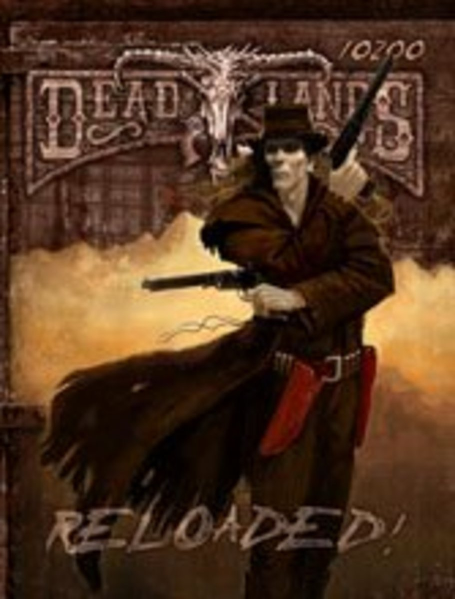 5 easy Deadlands plot points / adventure seeds