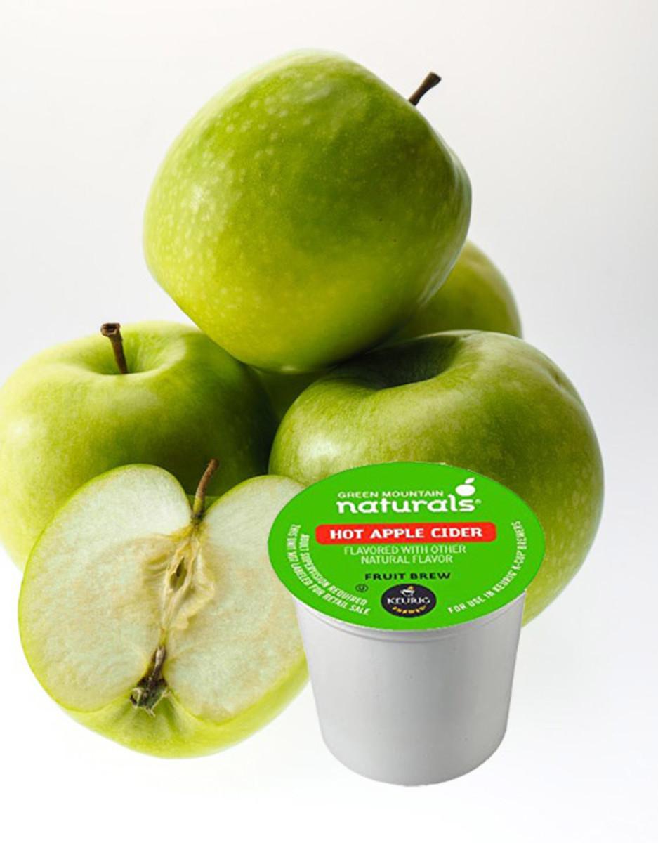 Apple cider k-cup