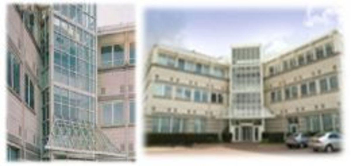 Thai Website tvismart.com says this is TVI Express office...